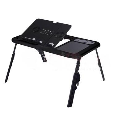 Складной столик для ноутбука T9 Black