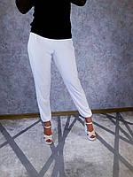 Джоггеры/Женские штаны,белые