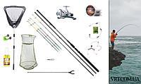 Полный, универсальный комплект: Фидер 3.6м. на Амура, Карпа, Карася и Леща 0012836