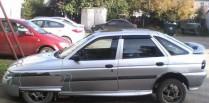 Ветровики Ford Escort VI Hb 5d 1995-1999 Cobra Tuning