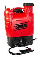 Обприскувач акумуляторний Tsunami ST-016A 16л