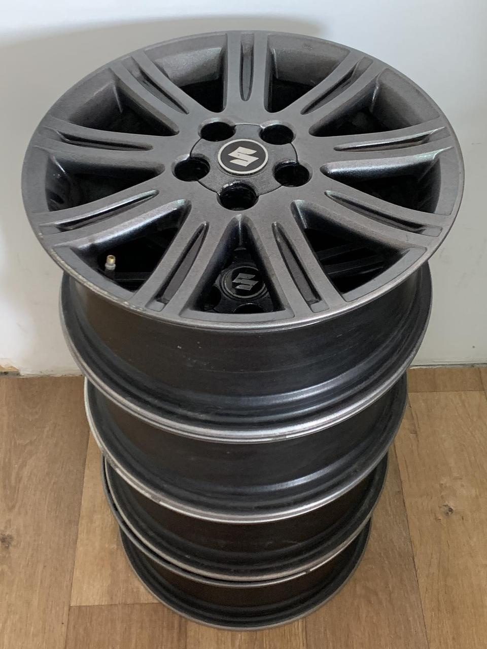 Диски легкоплавні Suzuki Grand Vitara 17 дюймів 4 шт комплект