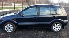 Ветровики Ford Fusion Hb 5d 2002 Cobra Tuning