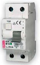 Дифференциальные автоматические выключатели KZS