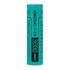 Аккумулятор литий-ионный Videx 18650 3000mAh (без защиты)