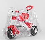 Велосипед трехколесный с родительской ручкой 07-139 Pilsan, фото 2