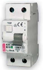 Дифференциальные автоматы  KZS-2M  6А  Icu10kA C