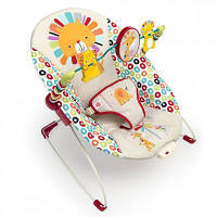 Кресло-качалка Bright Starts Playful Pinwheels (60135)