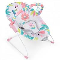 Кресло-качалка Bright Starts Flamingo Vibes (12228)