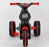 Мотоцикл педальный 07-323 Pilsan, фото 2