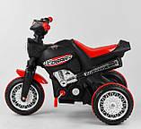 Мотоцикл педальный 07-323 Pilsan, фото 4