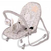 Кресло-качалка Lorelli ROCK STAR l.grey elephan
