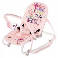 Кресло-качалка Lorelli ROCK STAR pink travelli