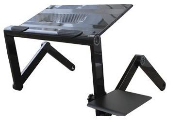 Оригинальный металлический столик трансформер для ноутбука купить по самой выгодной цене