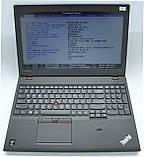 """Lenovo ThinkPad T550 15.6"""" i5-5300U/4GB/FHD/500GB HDD #1535, фото 2"""
