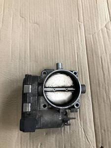 Дроссельная заслонка Б/У Mercedes OM 113