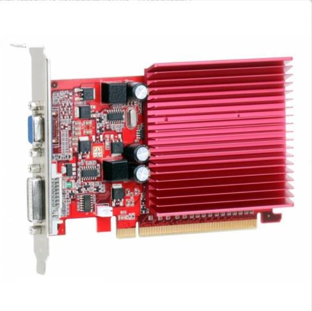 ВИДЕОКАРТА Pci-E NVIDIA GeFORCE 9500 GT на 1 GB 128 BIT с ГАРАНТИЕЙ ( видеоадаптер  9500gt 1gb  )