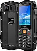 Защищенный Телефон Nomi i2450, 2 Sim, IP68!