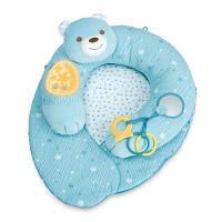 Детский коврик Chicco Мое первое гнездышко голубой (09829.20)