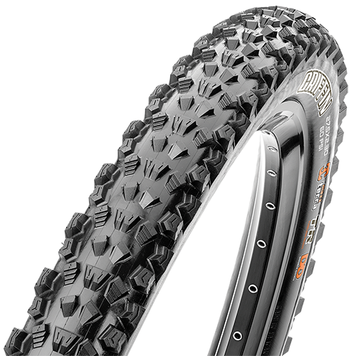 Покрышка Maxxis складная Griffin, 3C/EXO/TR 60TPI Griffin 27.5x2.30, 3C/EXO/TR 60TPI