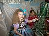 Голосуем за новогодний костюм Леры!