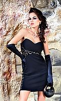 Платье мини Натали