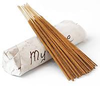 Аромапалочки натуральные индийские благовония My Choice 250 грамм