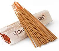 Аромапалочки натуральные индийские благовония Гокула Флора Gokula Flora 250 грамм