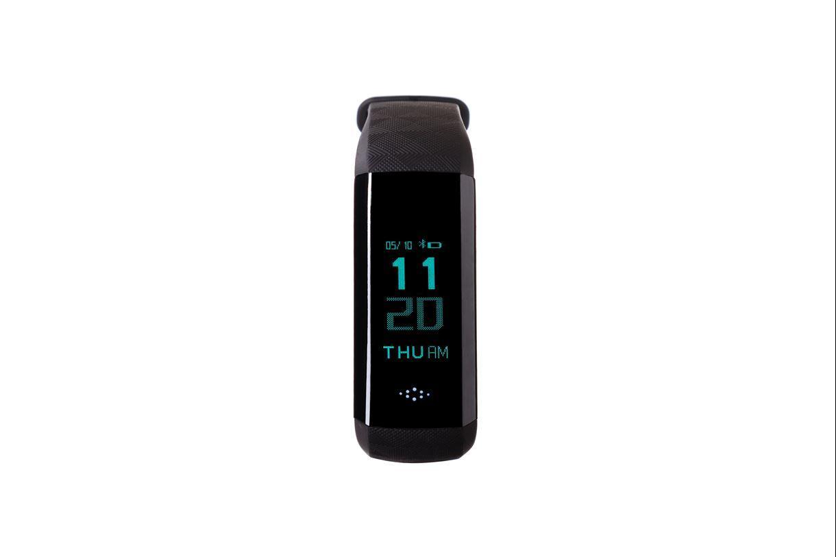 Фітнес-браслет XON FitWatch 3.0 Black