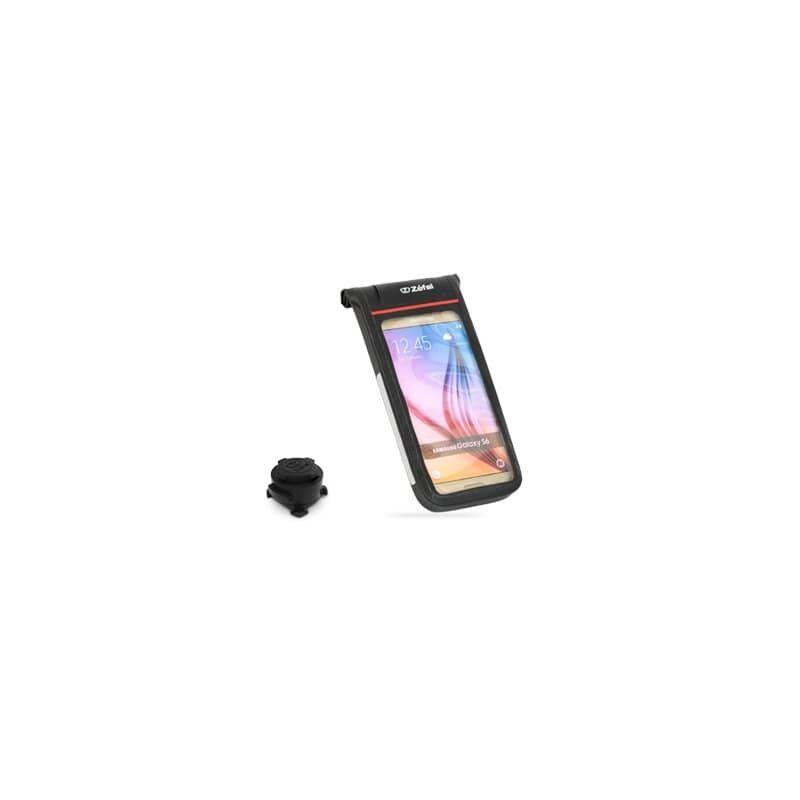 """Консоль Zefal """"Z-Console Dry M"""" (7052A) пластик, на кермо для телефону 130*62мм, герметична, чорна"""