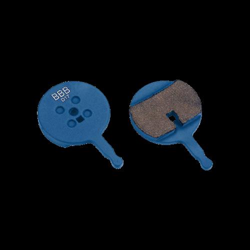 Колодки торм. BBB BBS-43T дисковые для Avid Ball синие (8716683106411)