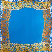 Модный женский шелковый платок размером 88*87 см ETERNO (ЭТЕРНО) ES1902-11