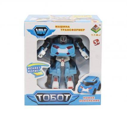 """Трансформер """"Tobot X"""", мини (голубой) DT-339-16"""