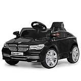 Детский электромобиль Bambi M 3271EBLR-2 черный, фото 8