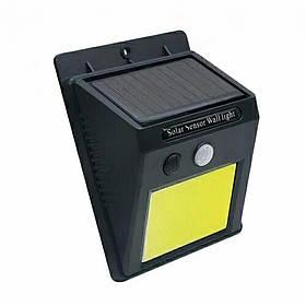 Світильник Supretto на сонячній батареї з датчиком руху 48 LED (5832)
