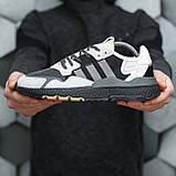 Чоловічі кросівки Adidas Nite Jogger (Адідас Найт Джогер), фото 7