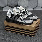 Чоловічі кросівки Adidas Nite Jogger (Адідас Найт Джогер), фото 2