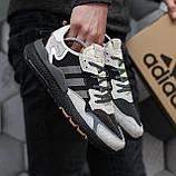 Чоловічі кросівки Adidas Nite Jogger (Адідас Найт Джогер), фото 6