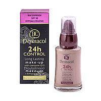 Тональный крем с коэнзимом Q10 Dermacol 24h Control Make-Up оттенок 0