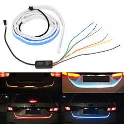 Підсвітка для автомобіля RGB The tail box lamp (габарити, стоп, поворотники, аварійка)