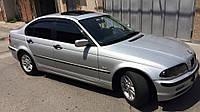 Дефлекторы окон (ветровики) BMW 3 (E46) Sd 1998-2005