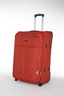 Средний (М) тканевый чемодан ORMI 1822 на 2 колесах
