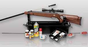 Чем смазывать пневматическую винтовку
