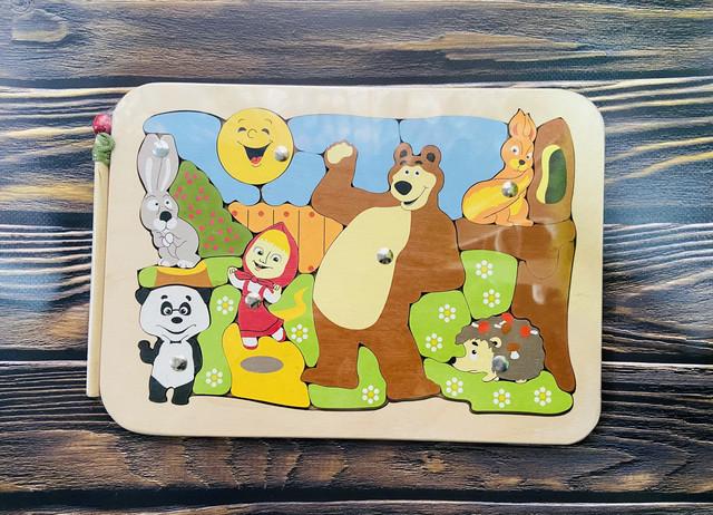 Іграшки для дітей, заготовки для творчості