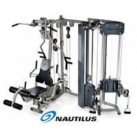 Двухсторонний силовой комплекс Nautilus NSX 700 MultiGym