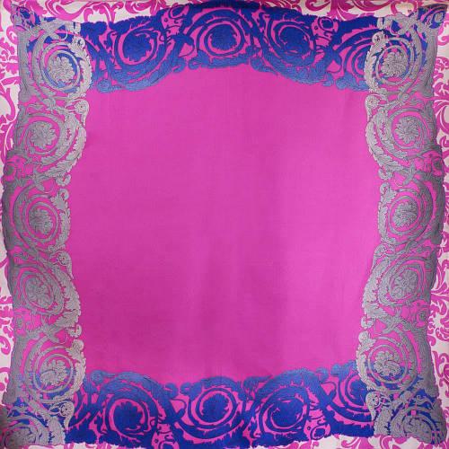 Женский стильный шелковый платок размером 88*87 см ETERNO (ЭТЕРНО) ES1902-12