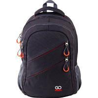 Рюкзак шкільний GoPack Сity 110-1 Red (GO21-110XL-1)