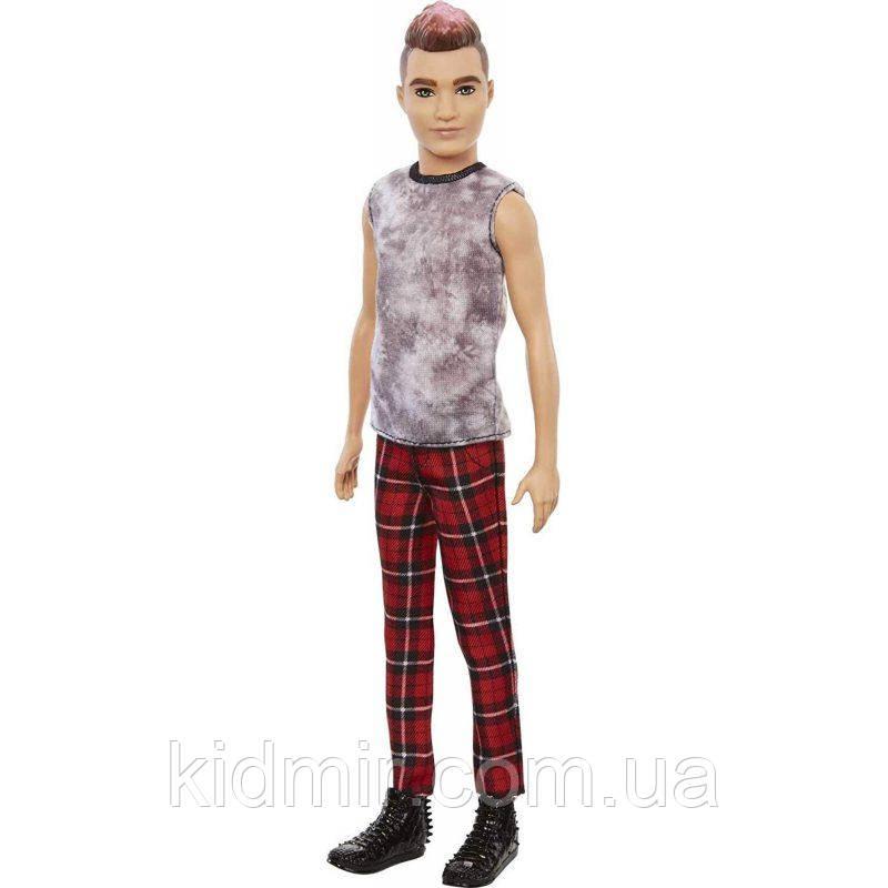 Лялька Барбі Кен Гра з модою 176 Barbie Fashionistas Ken GVY29