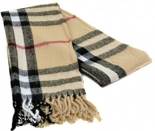 Красочный мужской шарф 190 на 31 см 5014-8