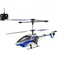Вертолет радиоупр-ый  Auldey EXPLOITER S (синий,40см,3-канальный,с гироскоп.)